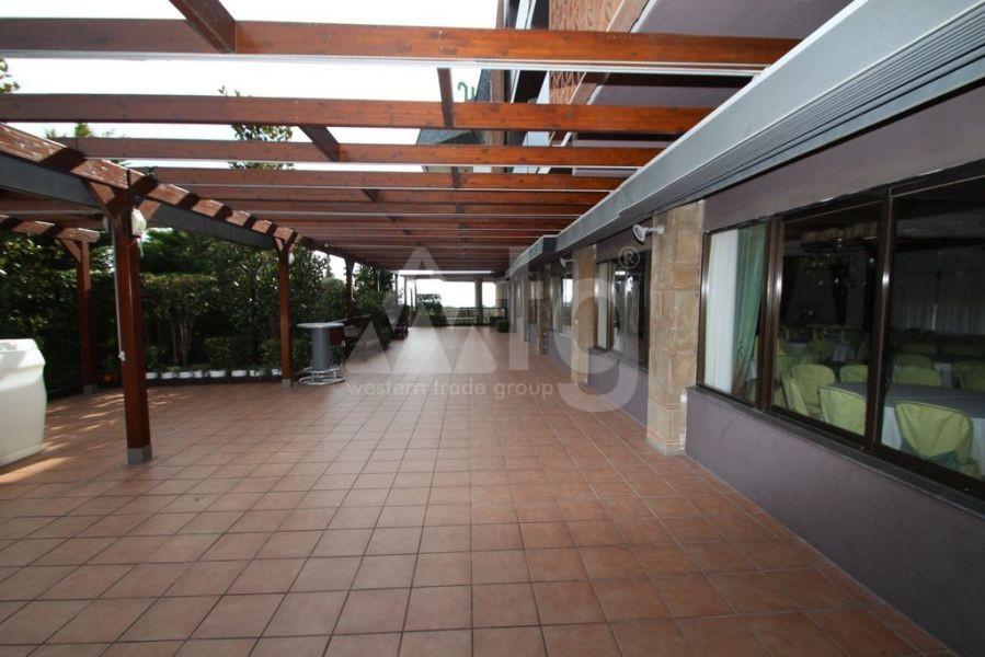 Townhouse de 2 chambres à La Vila Joiosa - QUA8630 - 9