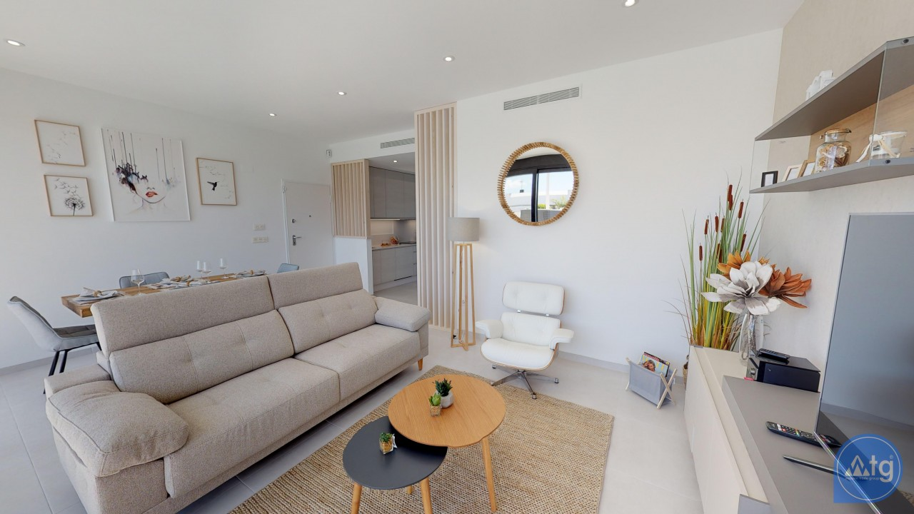 Villa de 3 chambres à San Pedro del Pinatar - GU119777 - 9