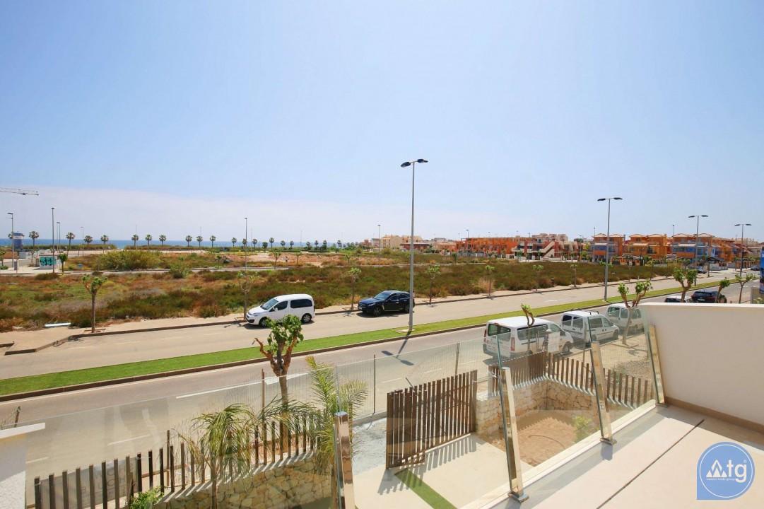 Nowa willa blisko morza w Torre de la Horadada, Costa Blanca - BM118209 - 14