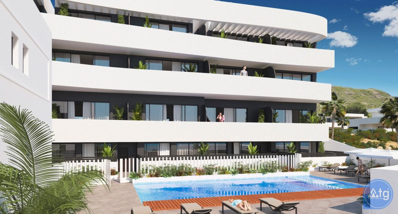 Duplex w Guardamar del Segura, 3 sypialnie  - AT115124 - 19