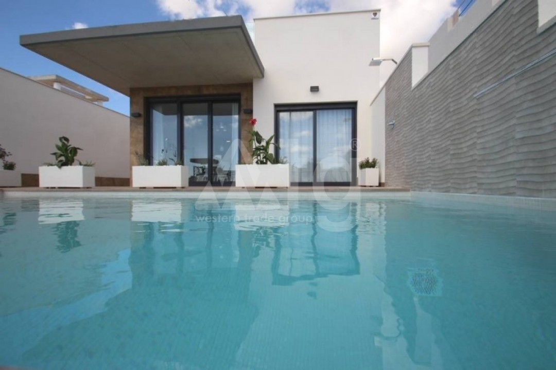Duplex w Guardamar del Segura, 3 sypialnie  - AT115124 - 2