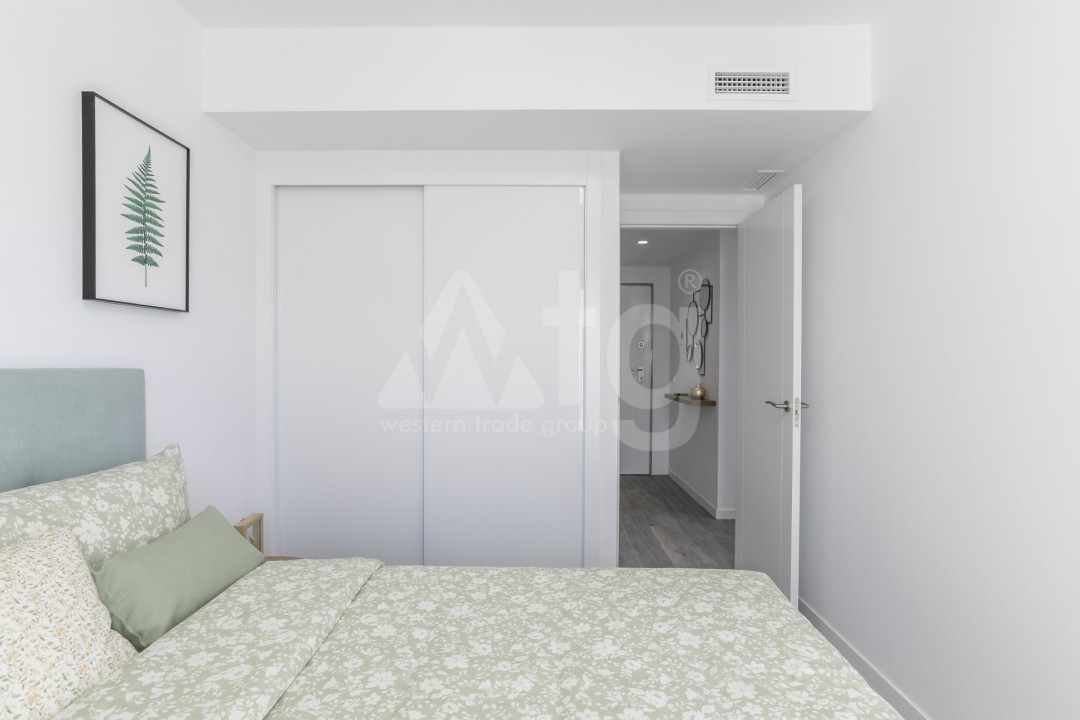Penthouse w Finestrat, 2 sypialnie  - CAM115005 - 22