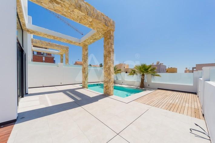 Penthouse de 3 chambres à Orihuela - AGI8457 - 38