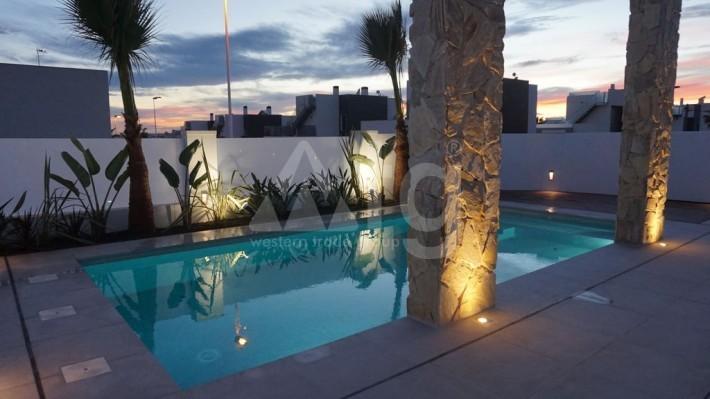 Penthouse de 3 chambres à Orihuela - AGI8457 - 48
