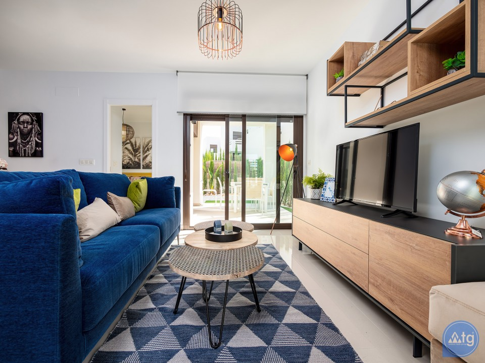 Penthouse de 3 chambres à Torrevieja - AG2607 - 15