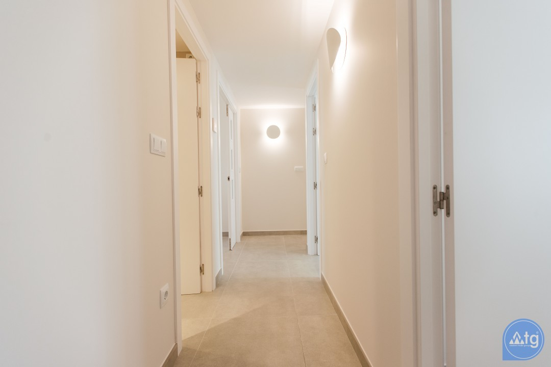 Penthouse de 2 chambres à La Manga - GRI115252 - 26