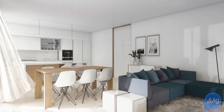 Appartement de 1 chambre à La Vila Joiosa - GE118368 - 3