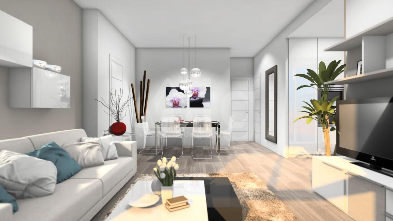 Penthouse de 2 chambres à Torrevieja - AG2927 - 2