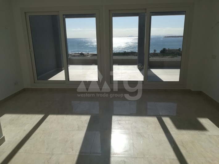 2 bedroom Penthouse in Calpe  - CAM8379 - 10