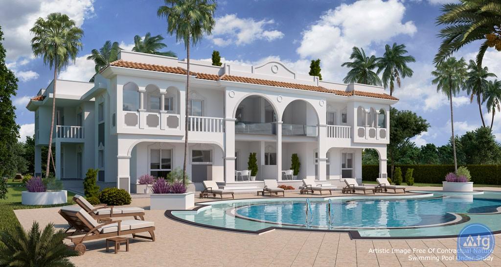 2 bedroom Penthouse in Ciudad Quesada - ER7044 - 13