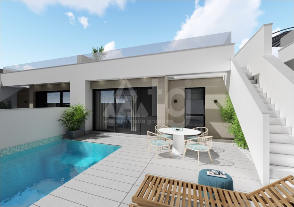 3 bedroom Penthouse in Guardamar del Segura - ER7065 - 2