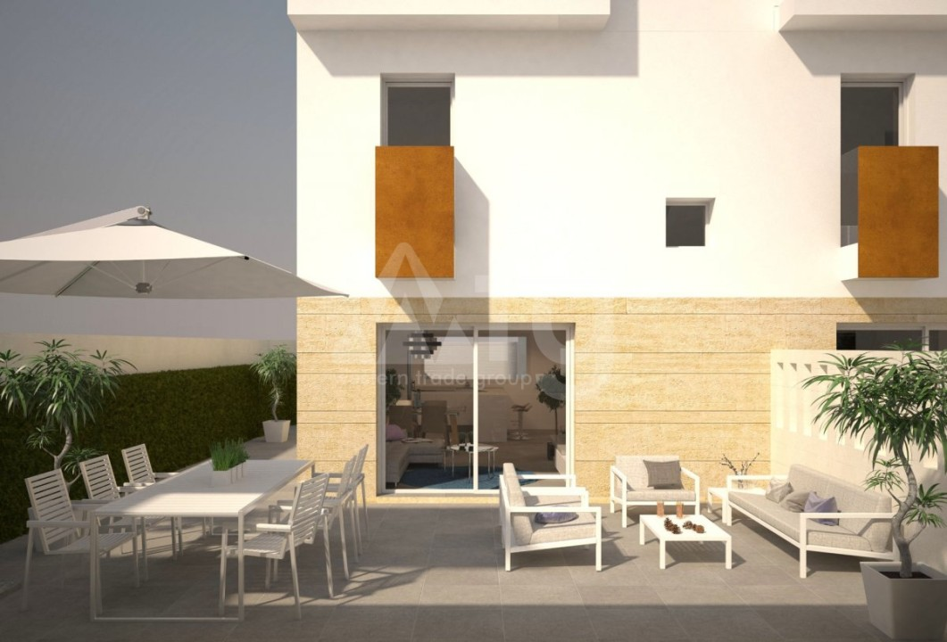 2 bedroom Penthouse in La Manga  - GRI115252 - 6