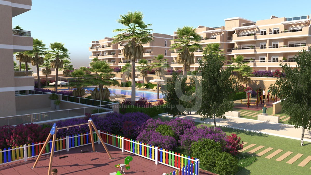 3 bedroom Penthouse in Punta Prima  - TRI117464 - 4