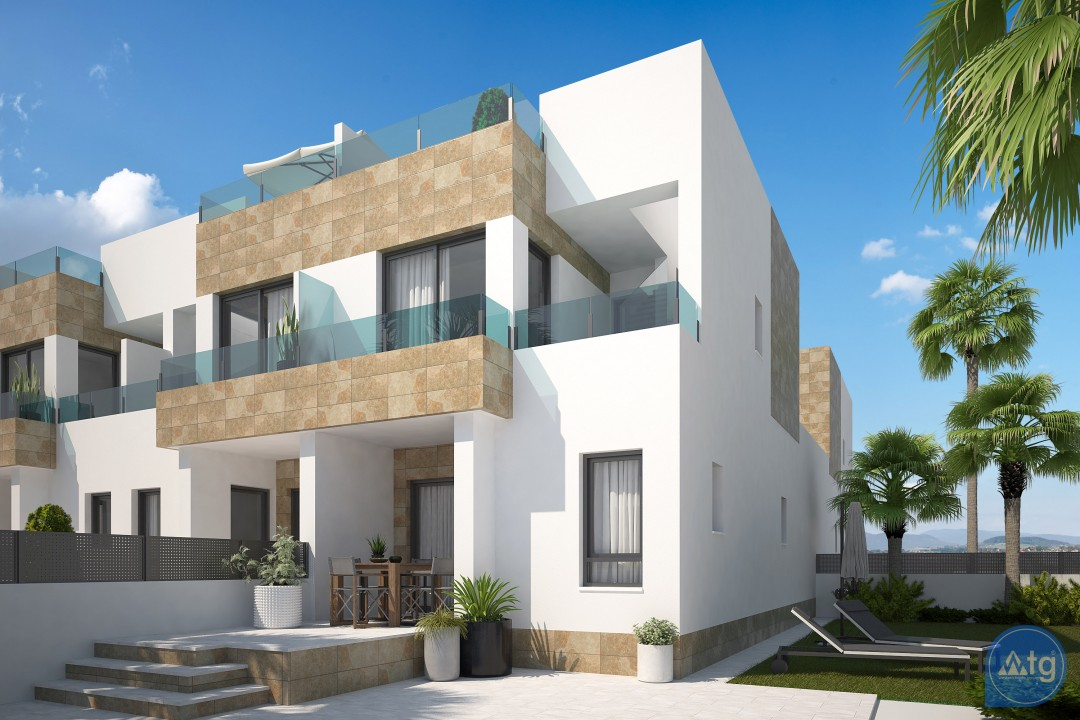 3 bedroom Penthouse in Torrevieja - AGI6068 - 1