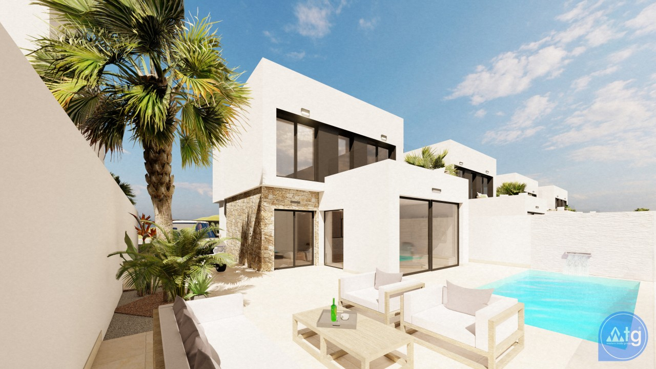 3 bedroom Penthouse in Torrevieja  - AGI115578 - 3