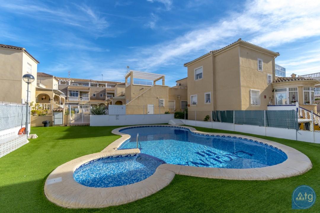 Penthouse de 2 chambres à Gran Alacant - ER7092 - 1