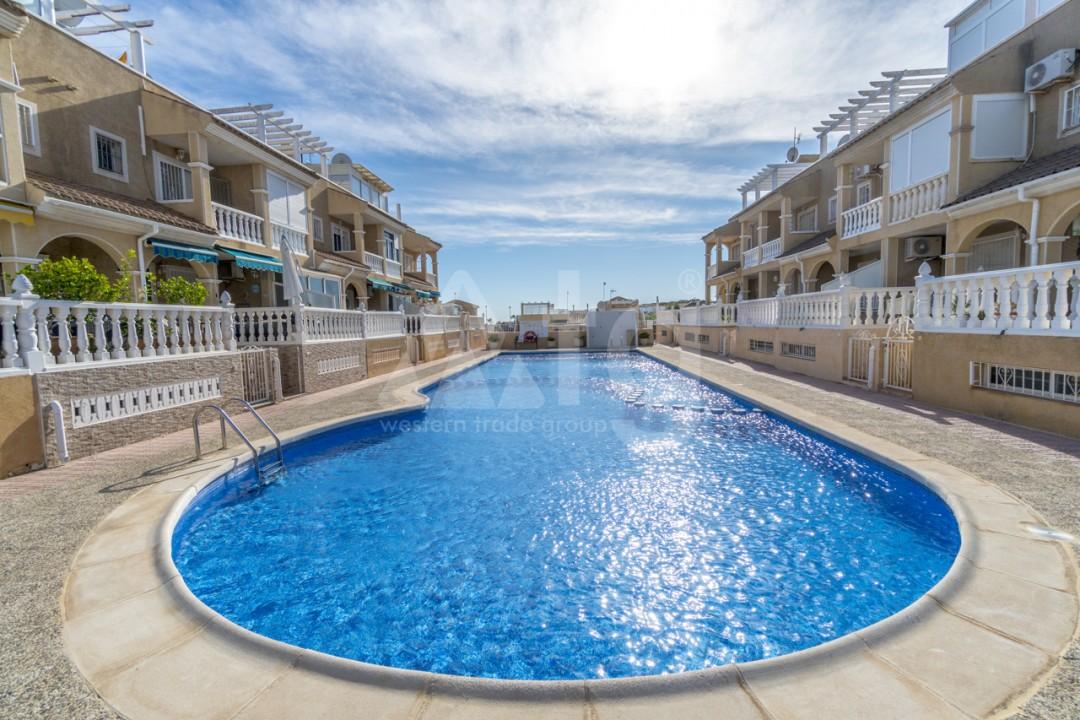 Penthouse de 2 chambres à Gran Alacant - ER7092 - 2