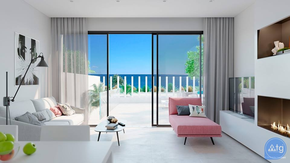 Penthouse de 2 chambres à Guardamar del Segura - AT7942 - 8