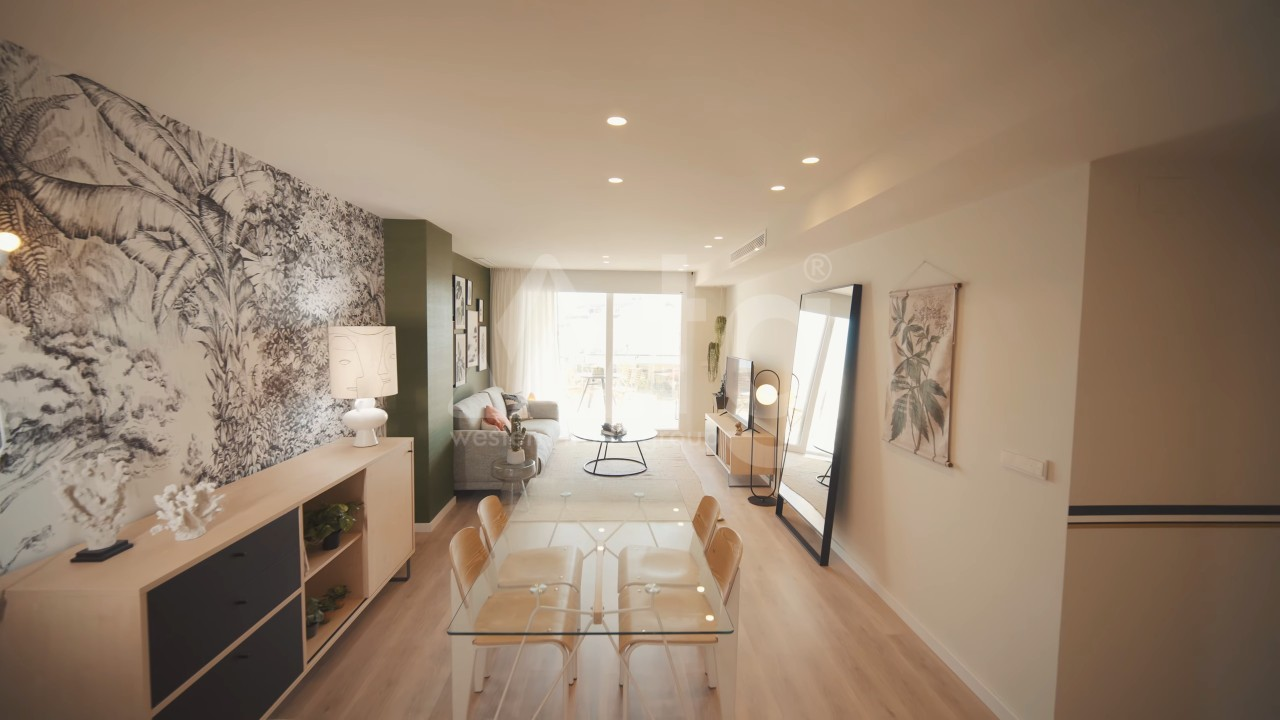 Appartement de 4 chambres à El Campello - MIS117414 - 3