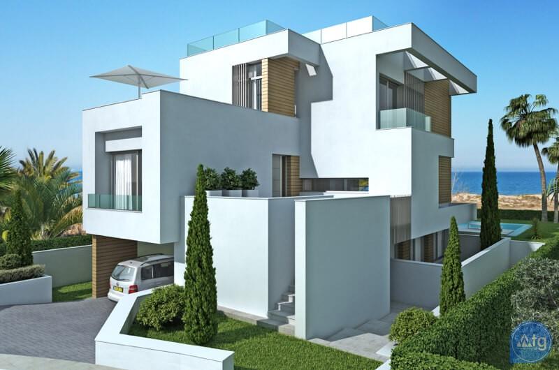 Appartement de 3 chambres à Punta Prima - GD6312 - 1