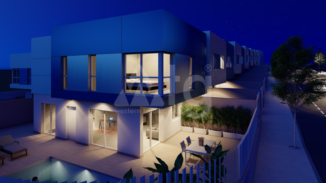 2 bedroom Apartment in Benidorm  - TM117019 - 3