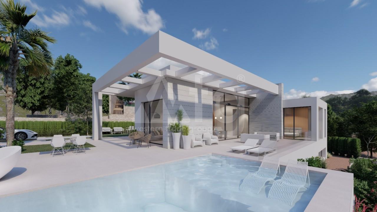 3 bedroom Apartment in Benidorm  - TM116933 - 1