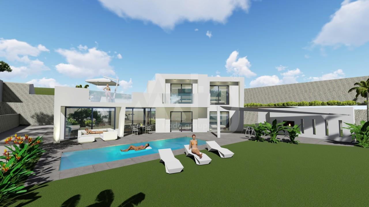 3 bedroom Apartment in Finestrat  - UBA117407 - 1