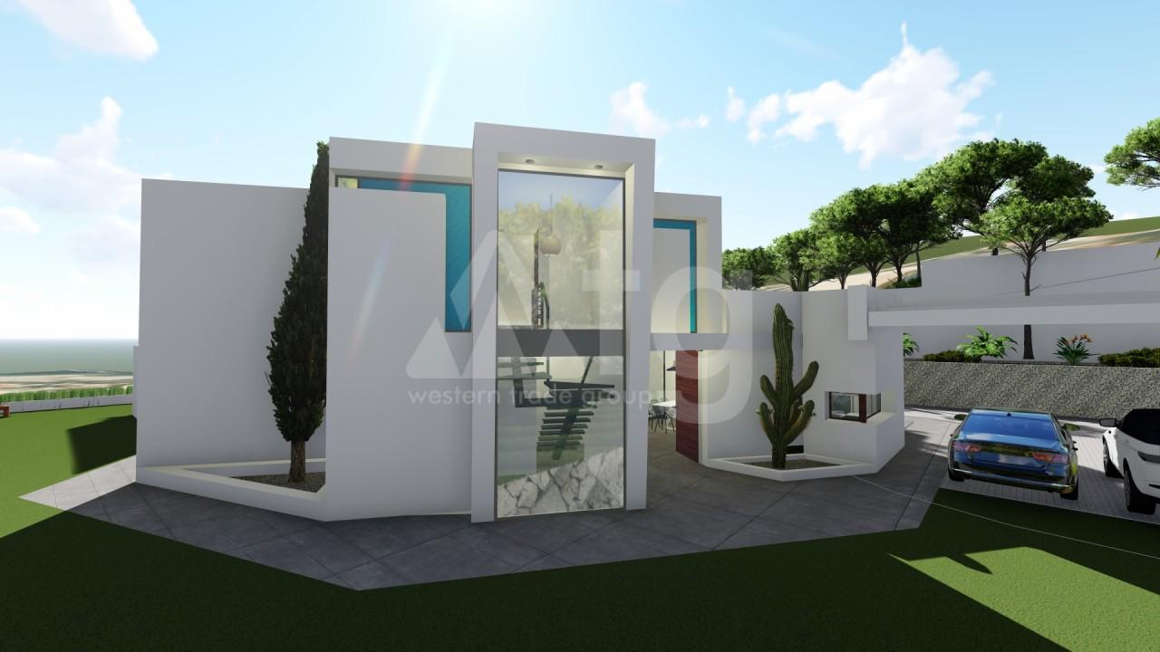 3 bedroom Apartment in Finestrat  - UBA117407 - 10