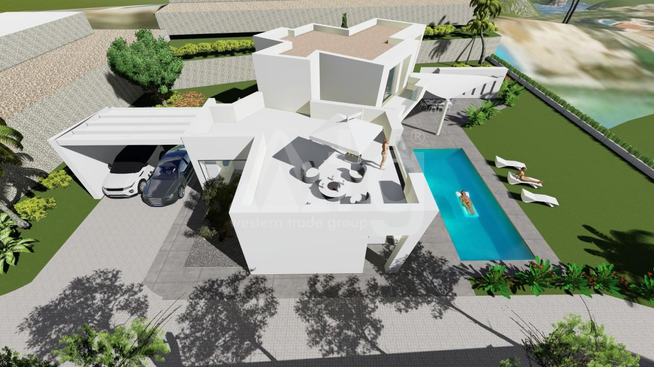 3 bedroom Apartment in Finestrat  - UBA117407 - 2