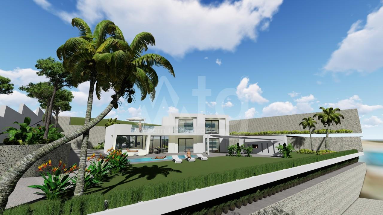3 bedroom Apartment in Finestrat  - UBA117407 - 3