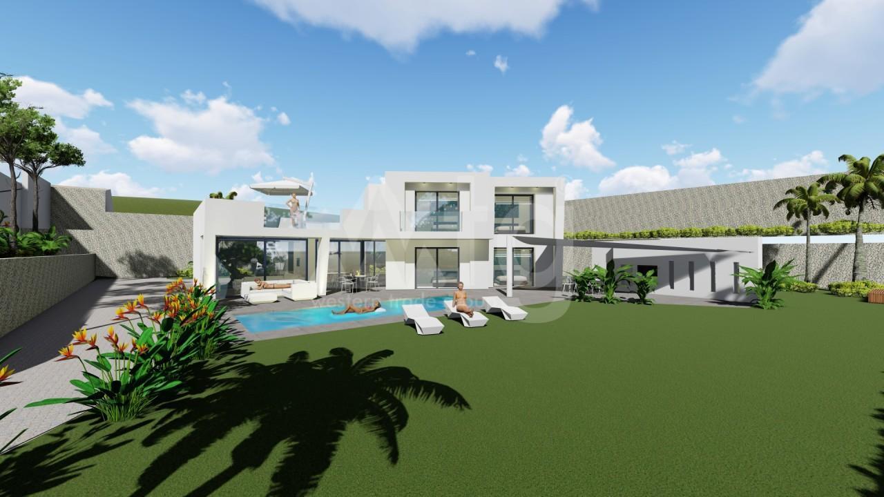 3 bedroom Apartment in Finestrat  - UBA117407 - 4