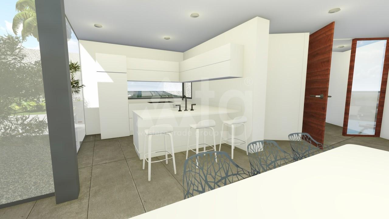 3 bedroom Apartment in Finestrat  - UBA117407 - 8