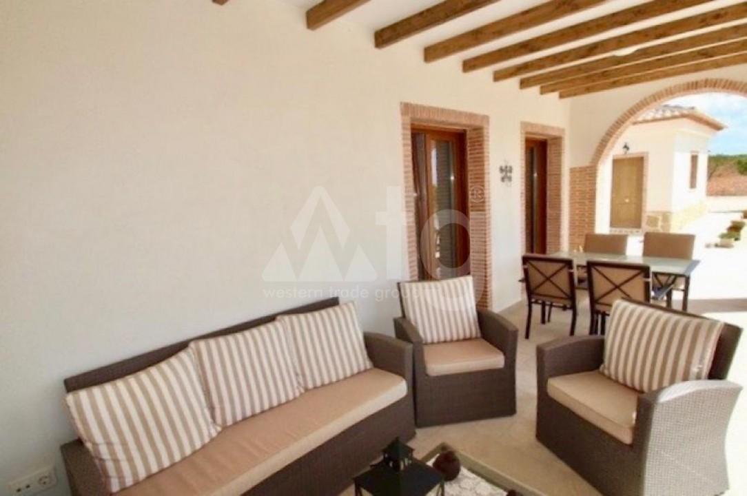 3 bedroom Apartment in Finestrat  - UBA116773 - 6