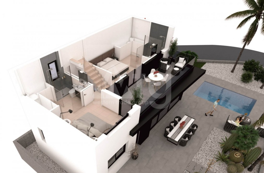 2 bedroom Apartment in Punta Prima - GD113885 - 2