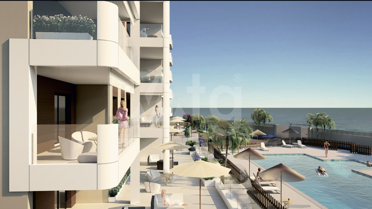 3 bedroom Apartment in Torre de la Horadada  - VP117131 - 2