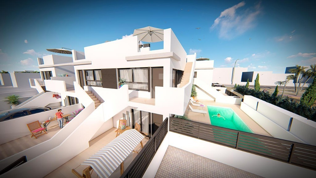 4 bedroom Apartment in Torrevieja - GDO8131 - 1