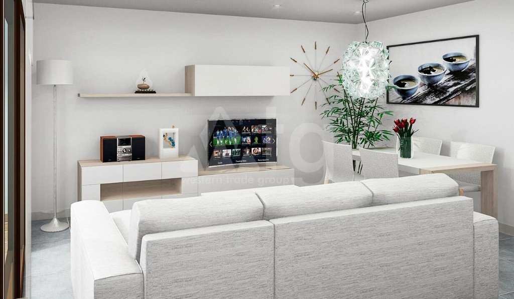 4 bedroom Apartment in Torrevieja - GDO8131 - 2
