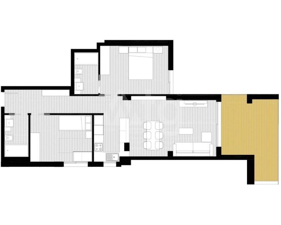 3 bedroom Apartment in Villamartin  - GB7811 - 6