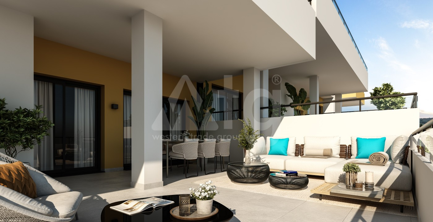 2 bedroom Apartment in Benitachell  - VAP117197 - 3