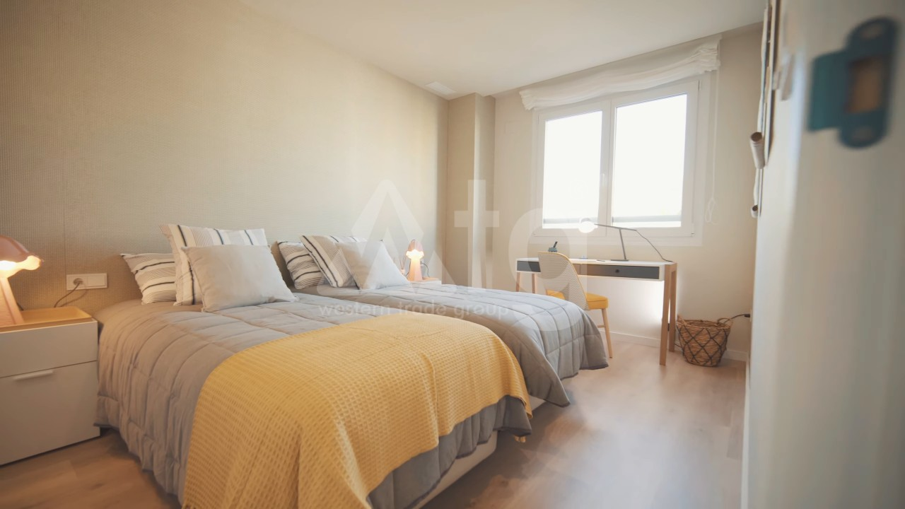 3 bedroom Apartment in El Campello  - MIS117430 - 12