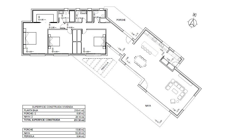 3 bedroom Bungalow in San Miguel de Salinas - AGI115742 - 11