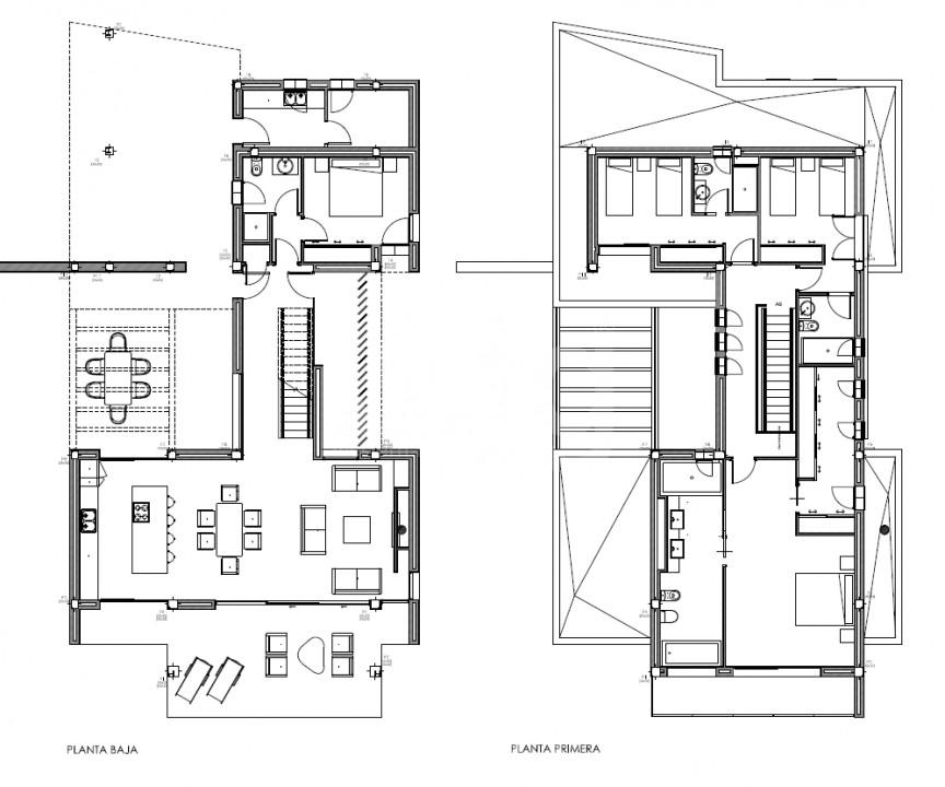 3 bedroom Bungalow in Torrevieja  - US115943 - 6