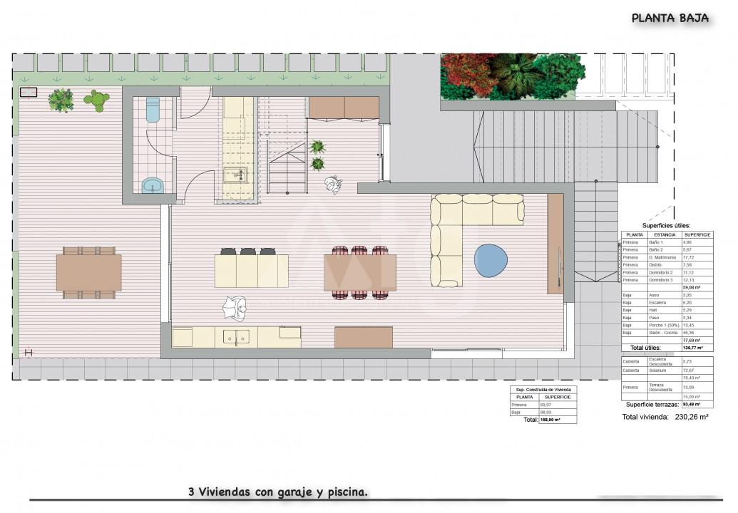 2 bedroom Bungalow in Torrevieja  - CSI115910 - 17