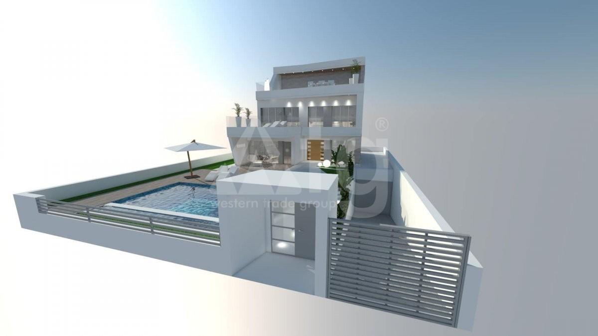 3 bedroom Villa in Finestrat - HC115190 - 2