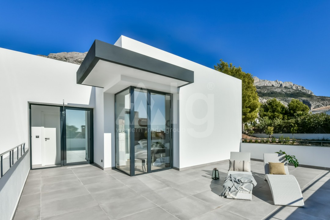 3 bedroom Villa in Mar de Cristal  - CVA115777 - 8