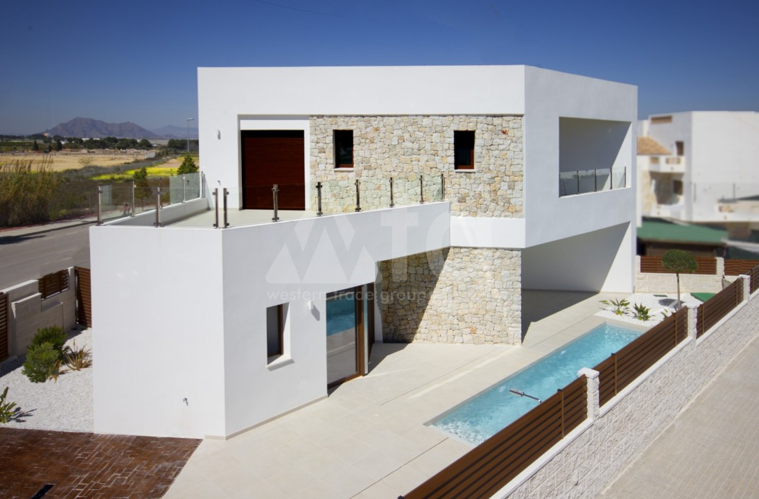 3 bedroom Villa in Mar de Cristal  - CVA115774 - 1