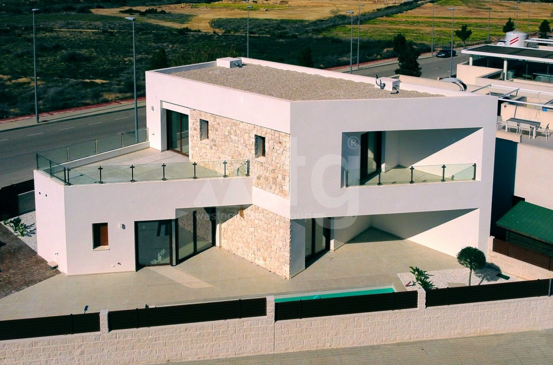 3 bedroom Villa in Mar de Cristal  - CVA115774 - 2