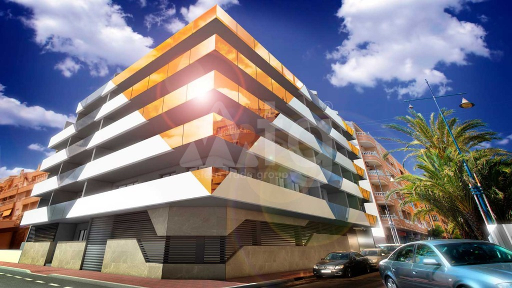 3 bedroom Villa in Pilar de la Horadada - VB8101 - 1