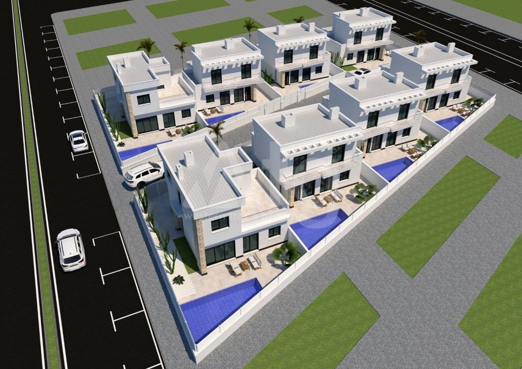 4 bedroom Villa in Polop - WF115071 - 1