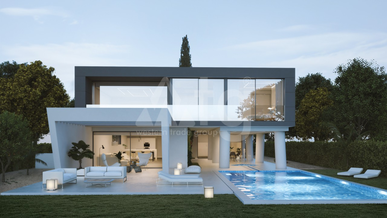 3 bedroom Villa in Dehesa de Campoamor  - AGI115709 - 2